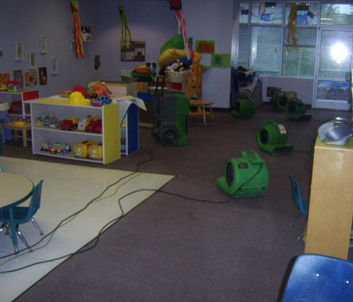 Preschool Academy Clean Up