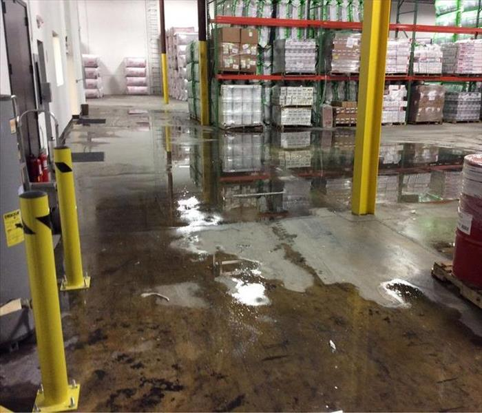 Warehouse Flood