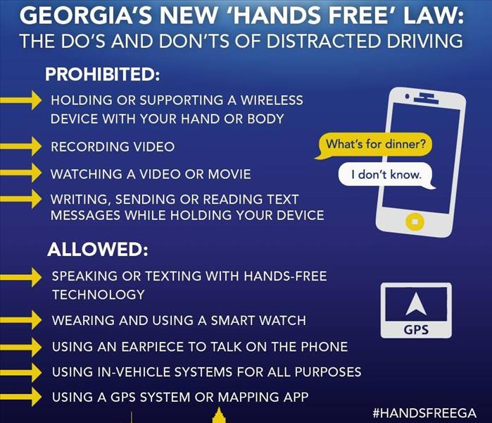 Community Hands Free Law takes effect on July 1st