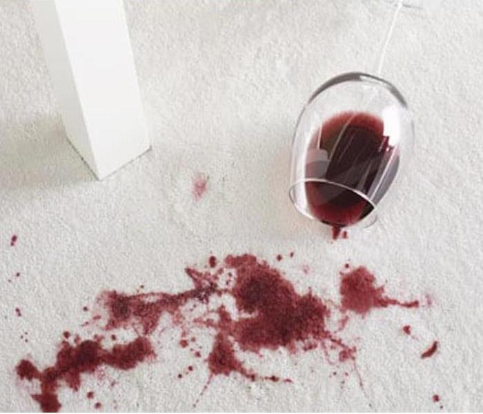 Tips For A Red Wine Spill Servpro Of Decatur