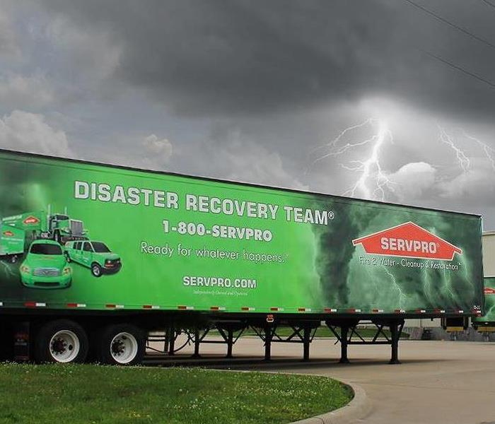 Storm Damage When Storms hit Decatur, SERVPRO is ready to help!