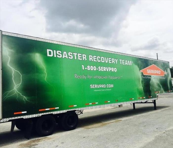 Storm Damage SERVPRO of Decatur is a Certified Large Loss Response Team